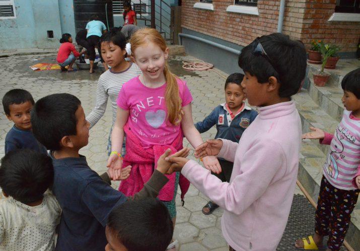 Centre Sagarmatha de Catherine Christ Revaz <span>avril 2015</span>