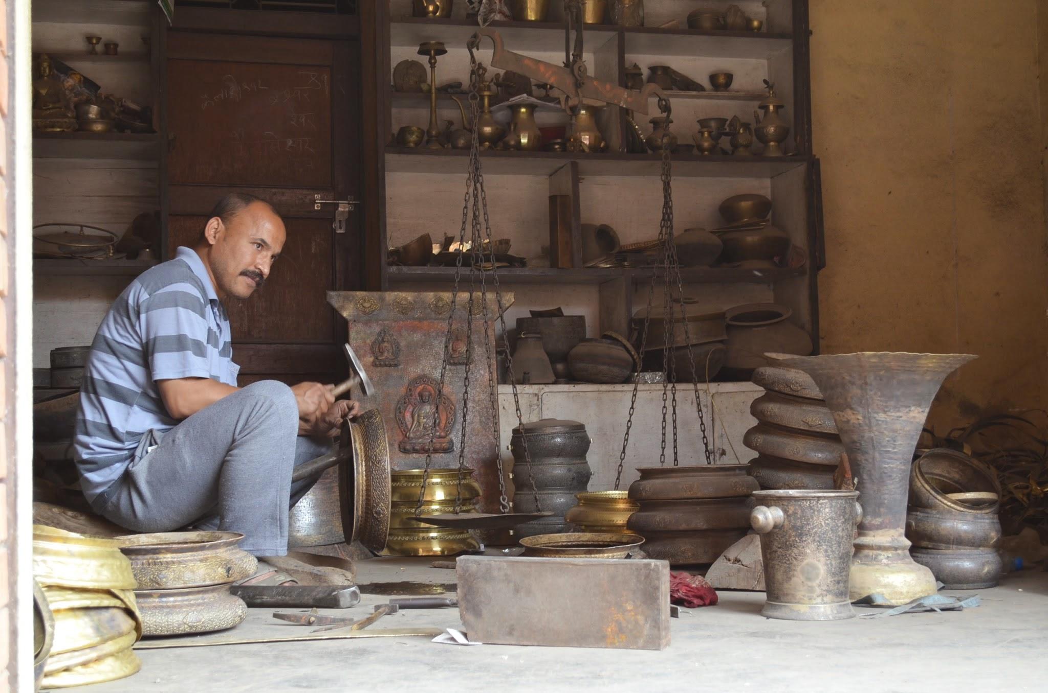Visite de Bhaktapur <span>avril 2015</span>