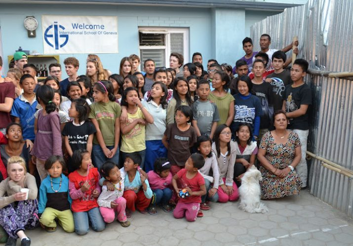 Mission Nepal Ecolint <br><span>2013</span>