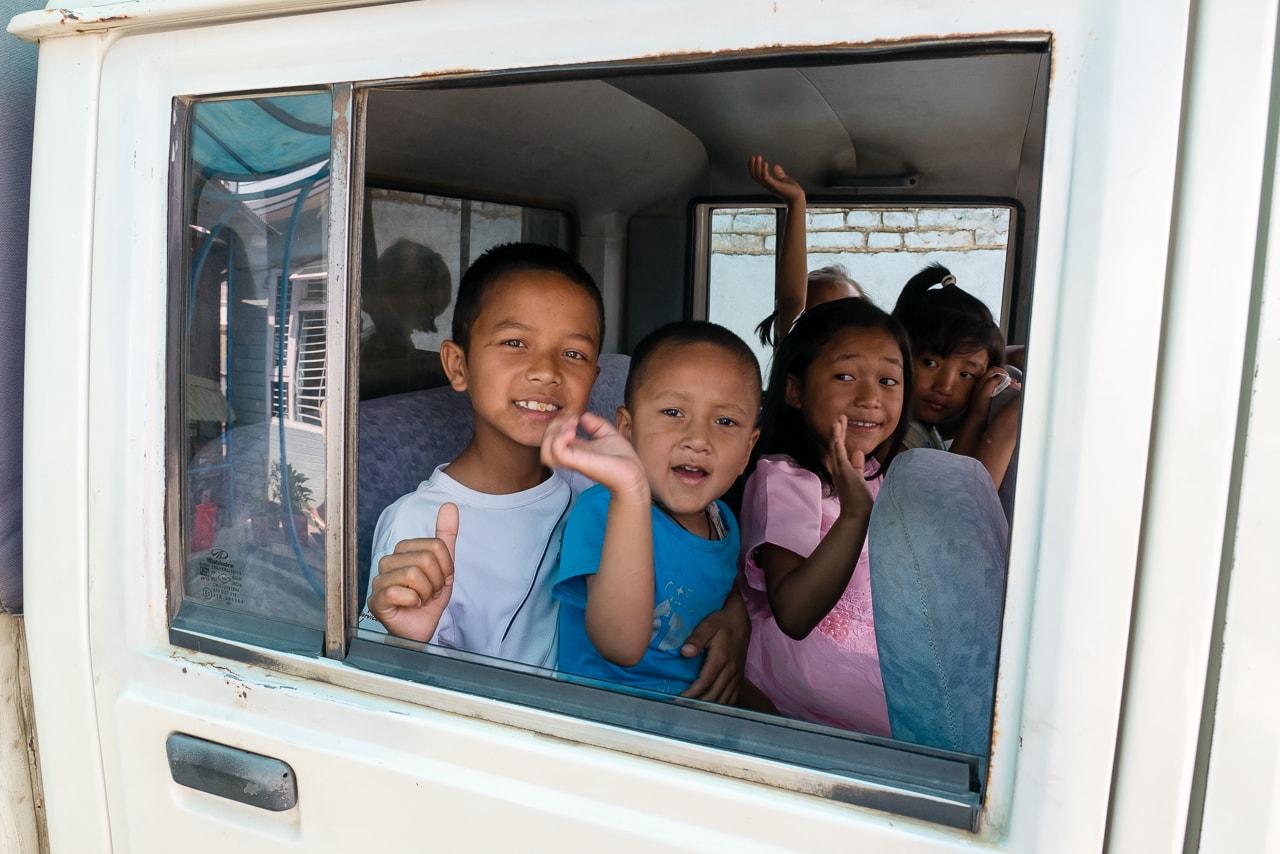 Un jour chez les enfants de Sagarmatha